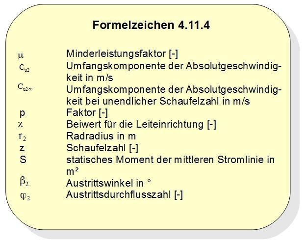 formelzeichen 4.11.4