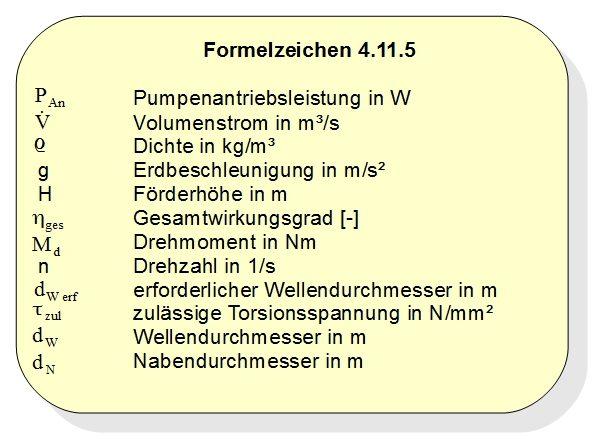 formelzeichen 4.11.5