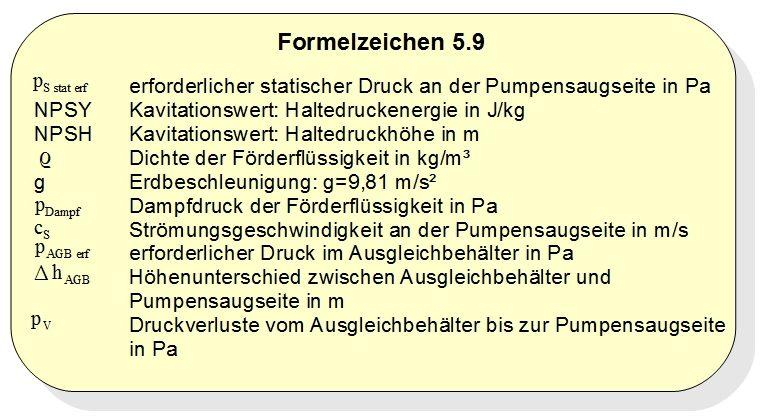 formelzeichen 5 9